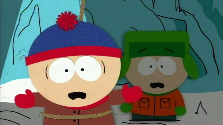 The Ice Man - Season 2 Episode 18 - South Park