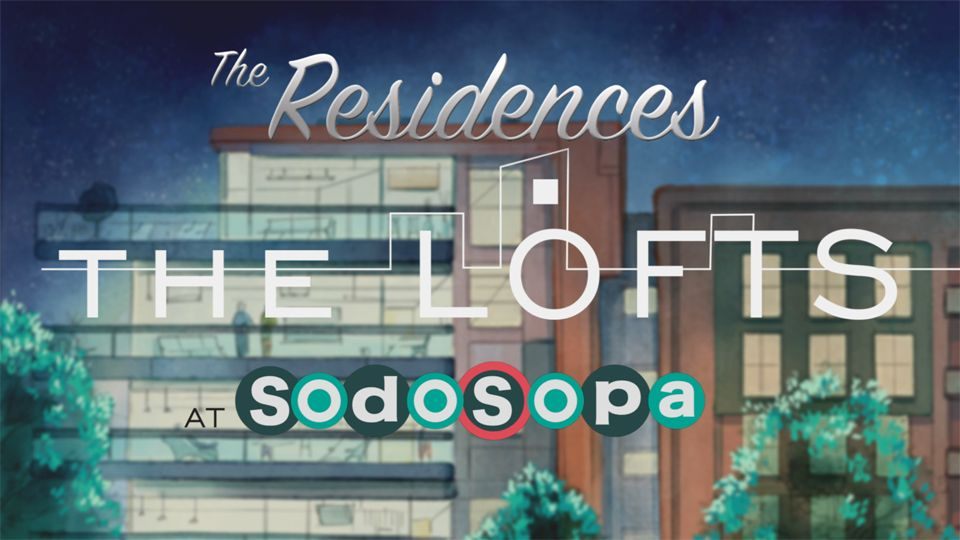 The Lofts at SoDoSoPa (Season 19 - episode 3 - The City Part of Town)