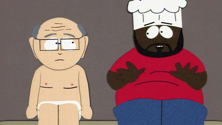 The Odd Couple - Seizoen 2 Aflevering 14 - South Park
