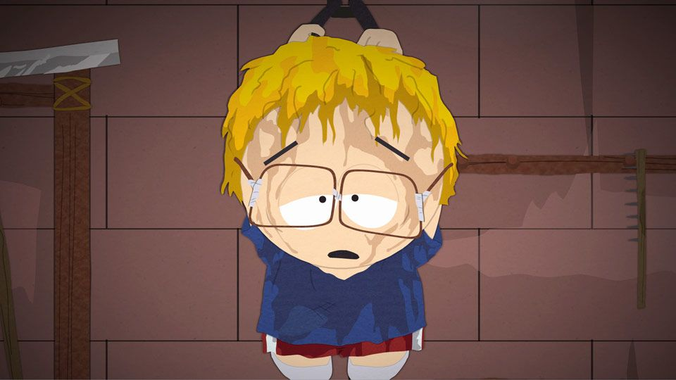 The Punishment Room - Seizoen 15 Aflevering 14 - South Park