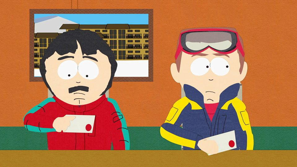 The Red Sticker - Season 6 Episode 3 - South Park