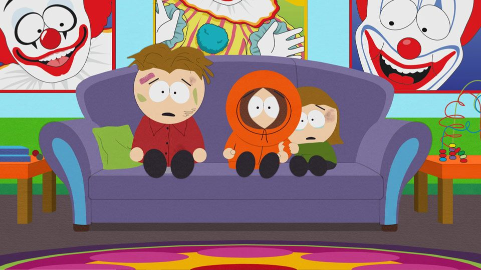 The Soft Room - Seizoen 15 Aflevering 14 - South Park