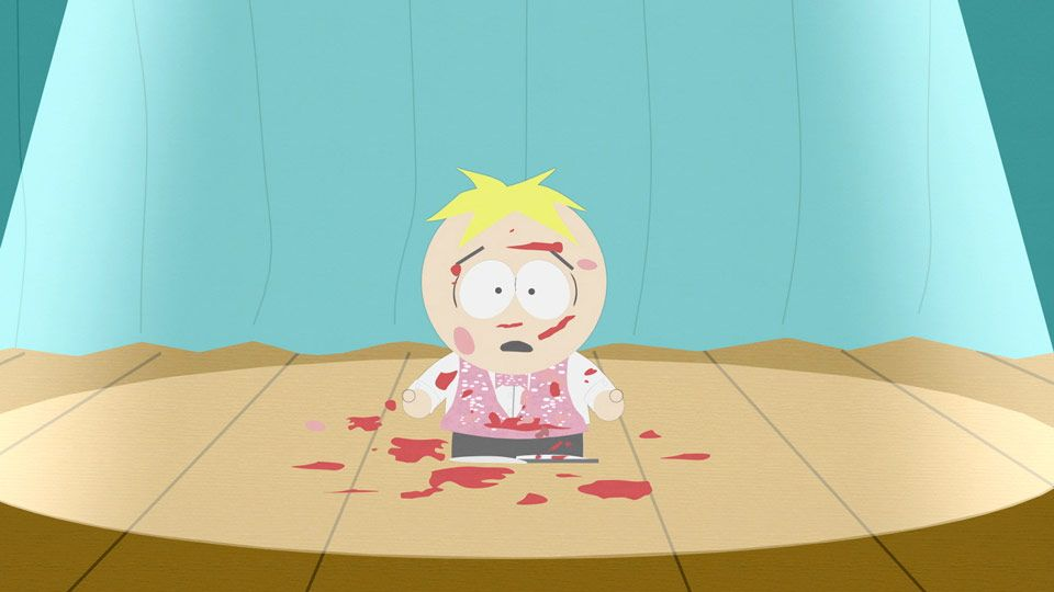 You Got F'ed in the A - Season 8 Episode 5 - South Park