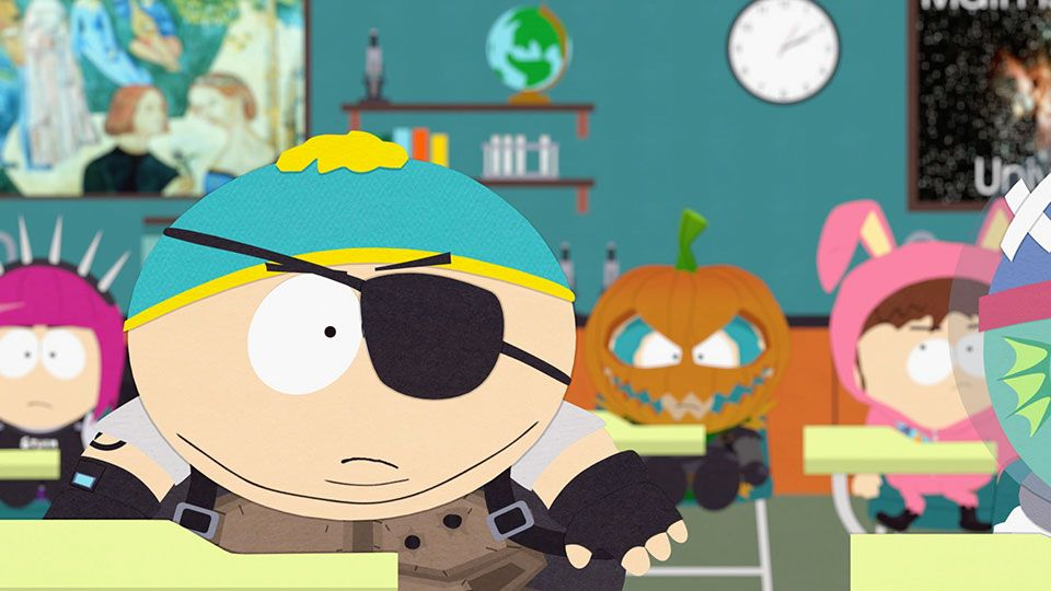 The Ticking Clock - Seizoen 22 Aflevering 5 - South Park