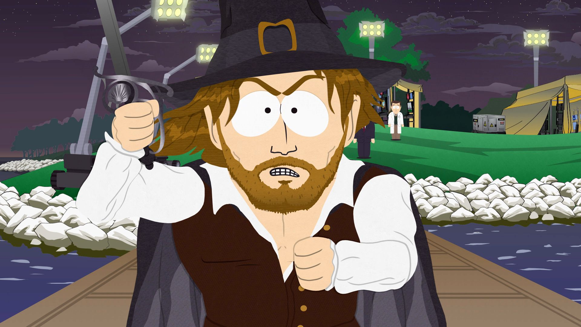 The True Story Behind Thanksgiving - Seizoen 15 Aflevering 13 - South Park