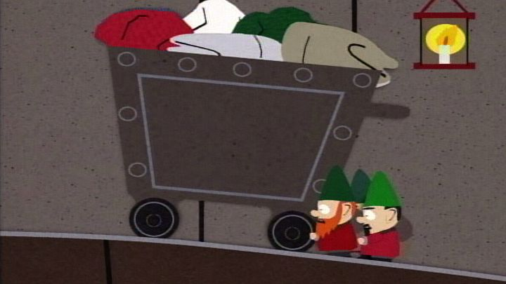 Gnomes - Season 2 Episode 17 - South Park