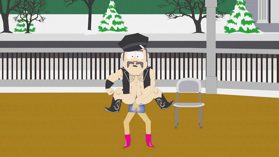 Stupid Spoiled Whore Video Playset - Season 8 Episode 12 - South Park