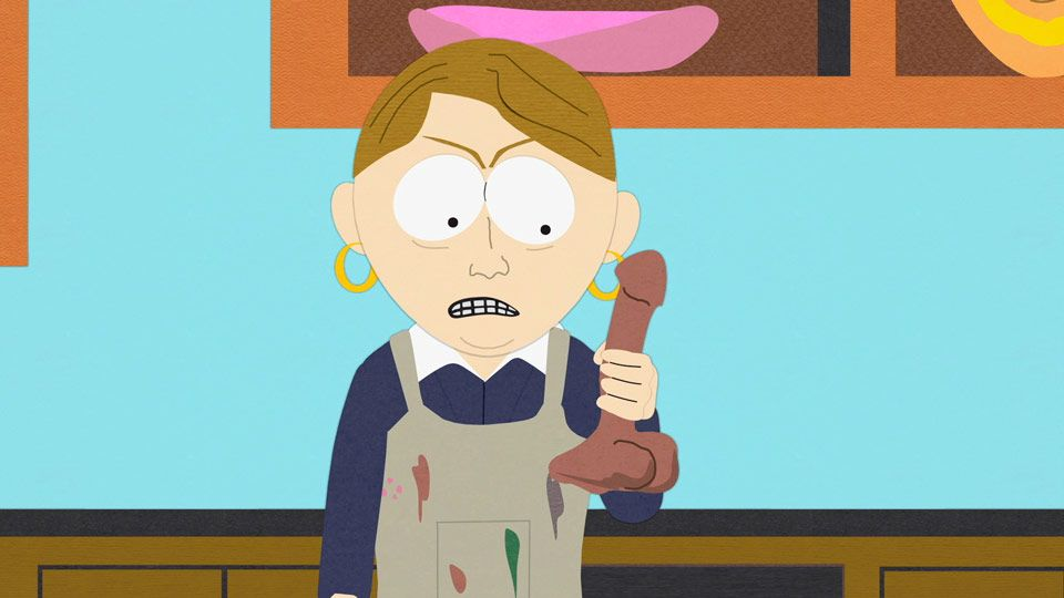 There's Toilet Paper On Your Hands Too - Season 7 Episode 3 - South Park