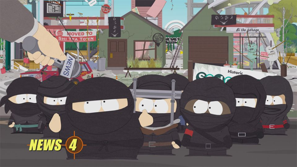 They Are Just Bad Kids - Seizoen 19 Aflevering 7 - South Park
