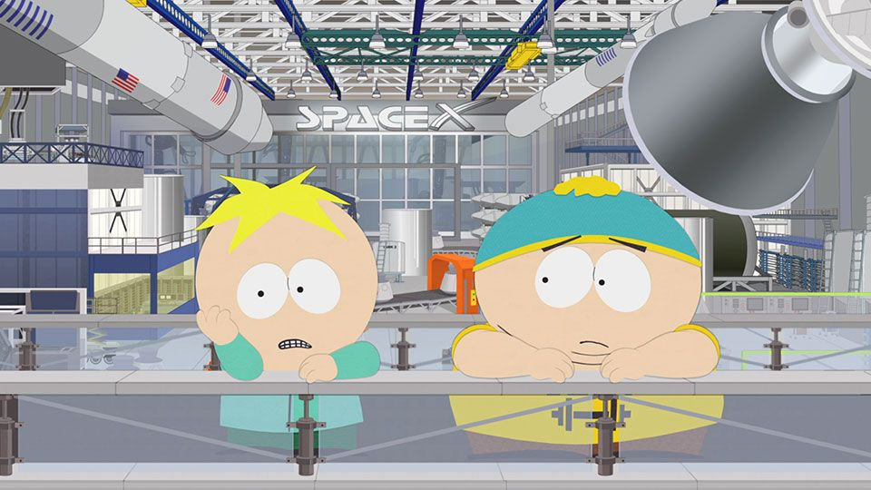They Plan to Make Us Obsolete - Seizoen 20 Aflevering 9 - South Park