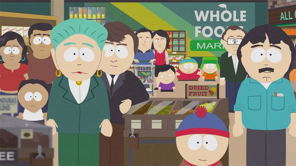 This Is South Park (Season 19 - episode 3 - The City Part of Town)