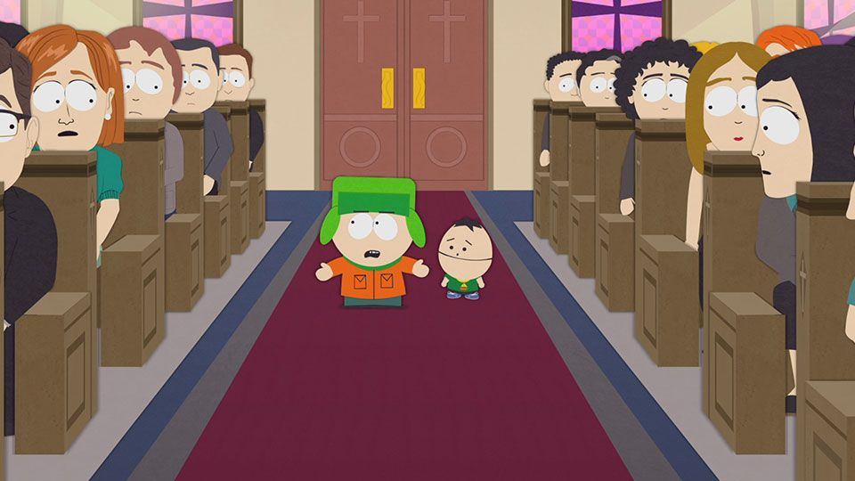 This Isn't South Park - Seizoen 20 Aflevering 9 - South Park