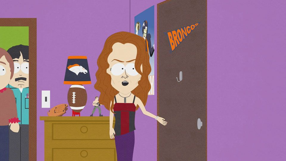 Tom, It's Nicole (Season 9 - episode 12 - Trapped in the Closet)