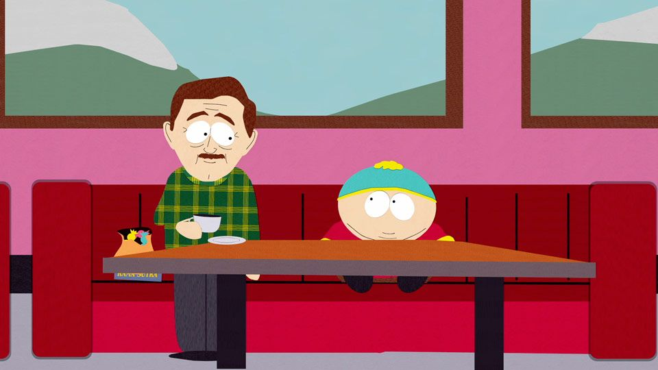 Tony316 Gets Busted (Season 4 - episode 6 - Cartman Joins NAMBLA)