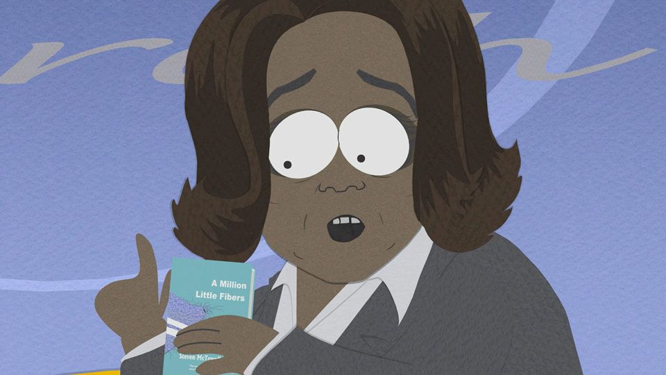Towelie Goes on Oprah (Season 10 - episode 5 - A Million Little Fibers)