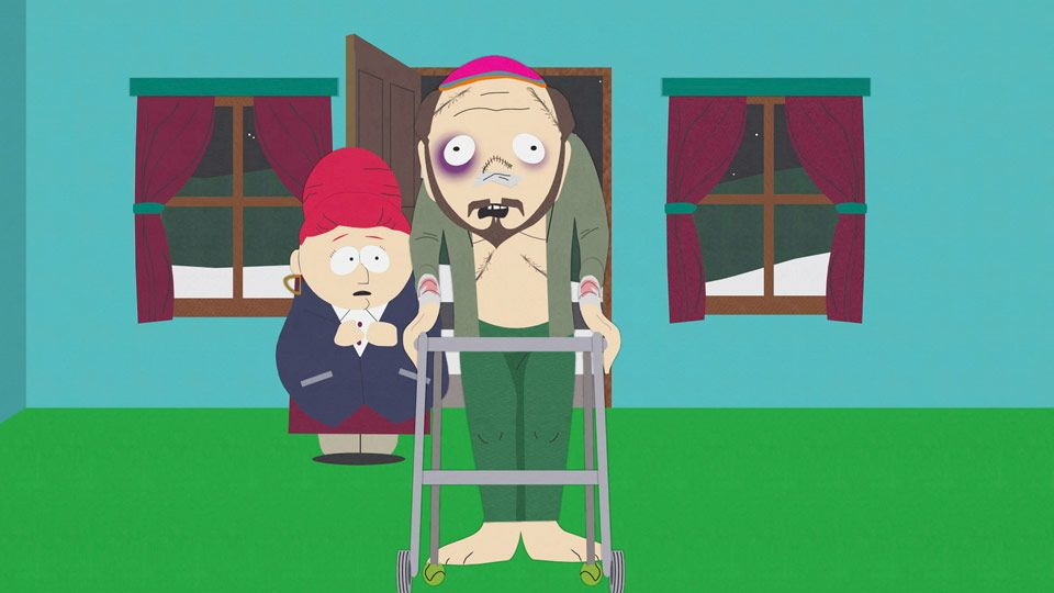 Mr. Garrison's Fancy New Vagina - Season 9 Episode 1 - South Park