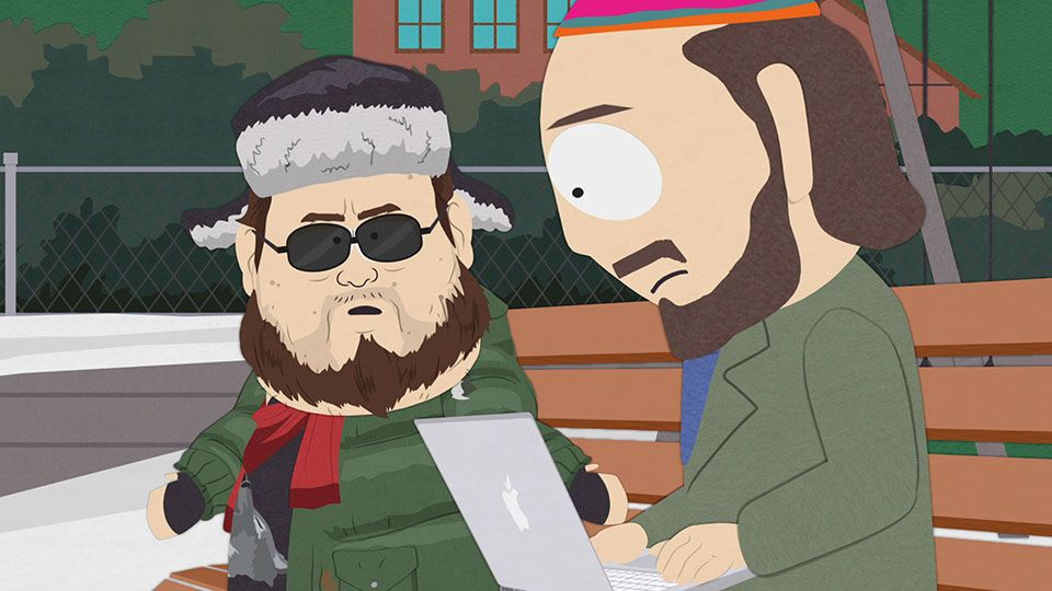 Troll Trace Dot Com - Seizoen 20 Aflevering 4 - South Park