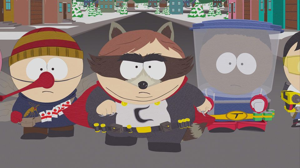 Trust My Coon Sense - Seizoen 14 Aflevering 11 - South Park