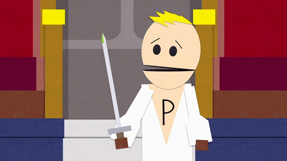 Terrance and Phillip: Behind the Blow - Season 5 Episode 5 - South Park