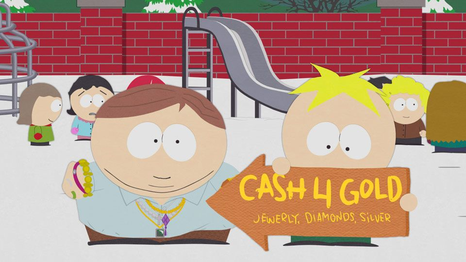 Walking Cash (Season 16 - episode 2 - Cash for Gold)