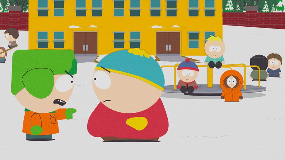 We Are NOT A Couple (Season 16 - episode 7 - Cartman Finds Love)