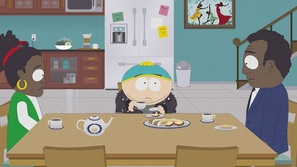 We Saw It on Date Night - Season 22 Episode 1 - South Park