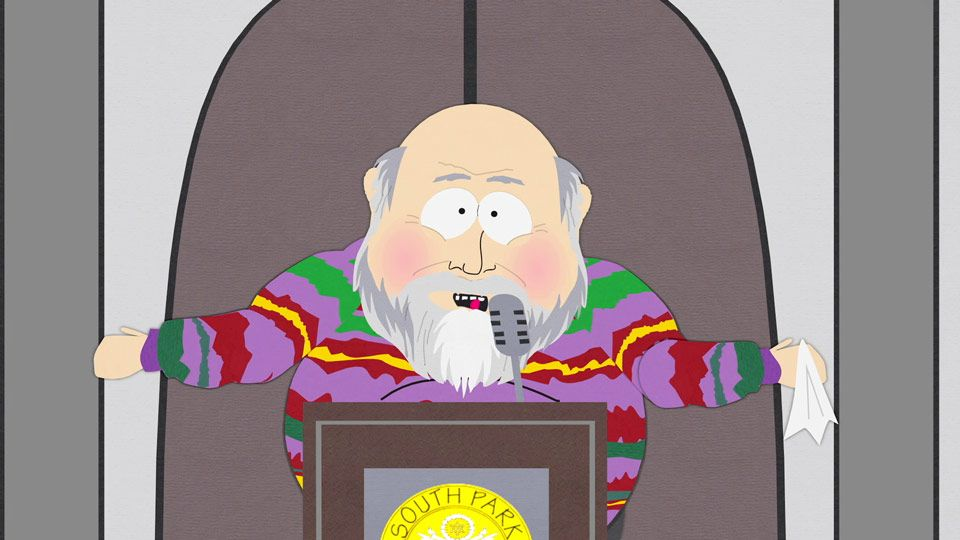 Welcome Rob Reiner (Season 7 - episode 13 - Butt Out)