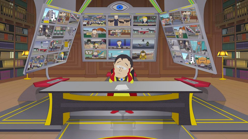 Where Are You Captain Hindsight? - Seizoen 14 Aflevering 11 - South Park