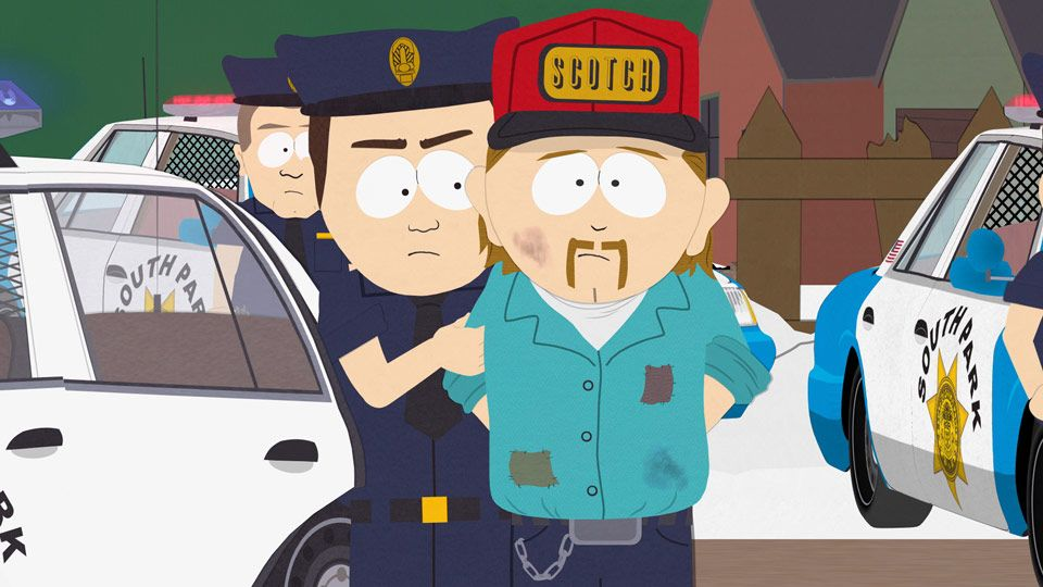 White Trash In Trouble - Seizoen 15 Aflevering 14 - South Park