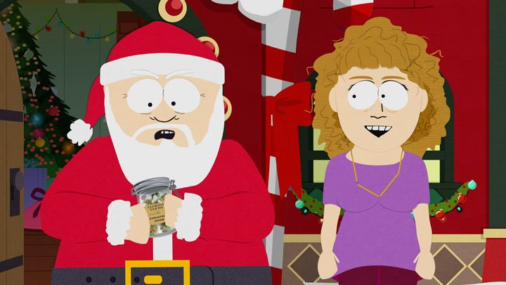 You Gotta Try It, Santa - Season 23 Episode 10 - South Park
