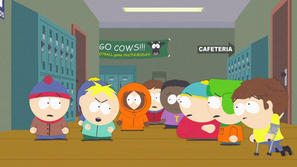You Have Your HEADS UP YOUR BUTTS! - Seizoen 16 Aflevering 11 - South Park