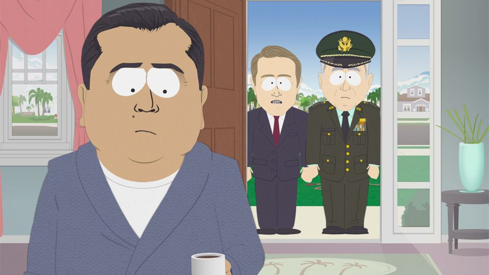 You're The Best, Zimmerman - Seizoen 17 Aflevering 3 - South Park