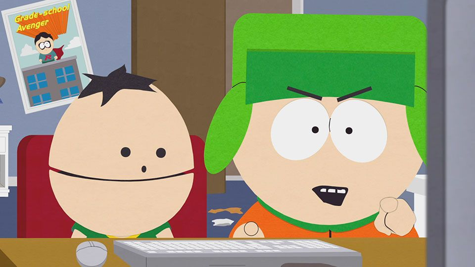 You're the Troll! - Seizoen 20 Aflevering 9 - South Park