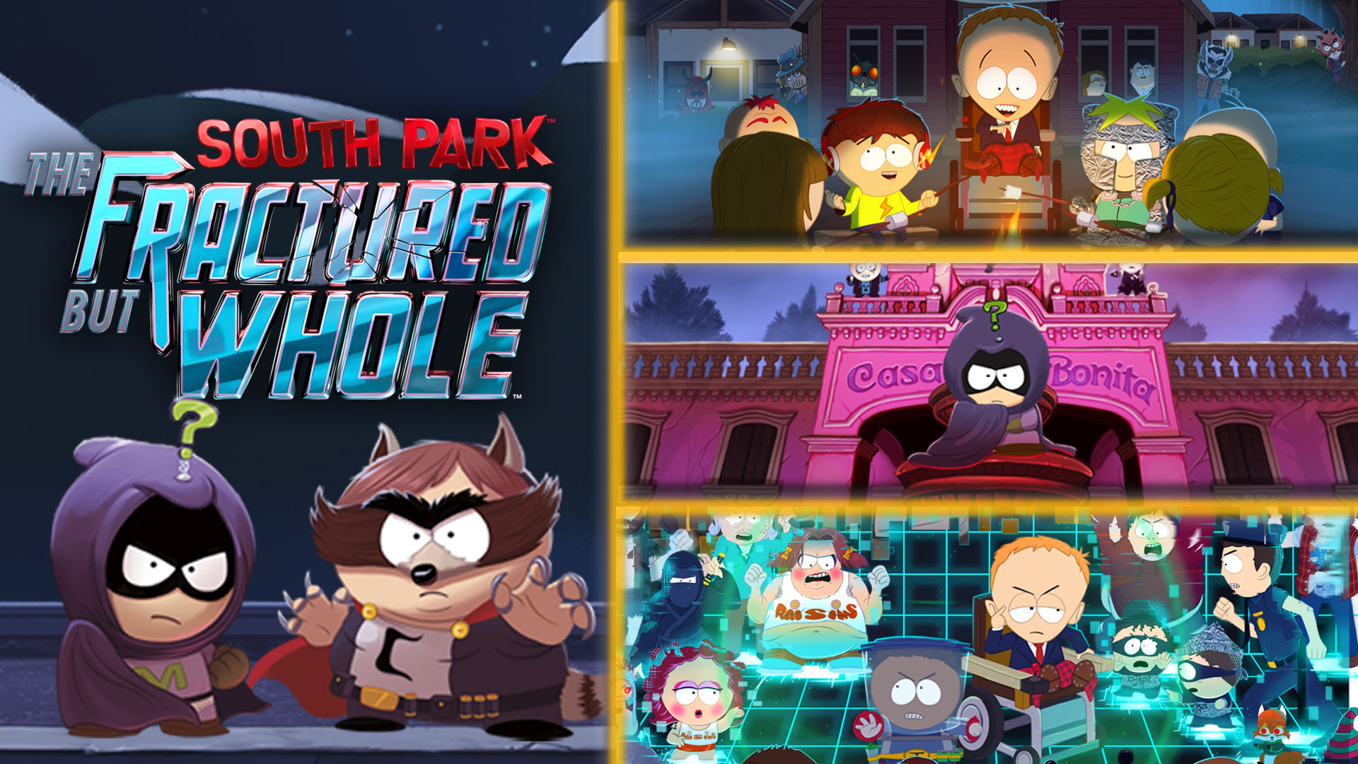 South Park: The Fractured But Whole On Sale